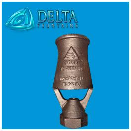 Geyser Nozzle Cast Bronze