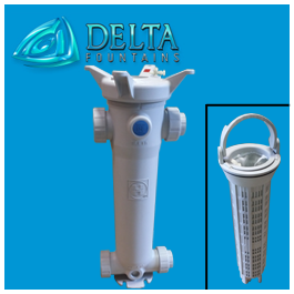 Hayward Bag Filter | Delta Fountains