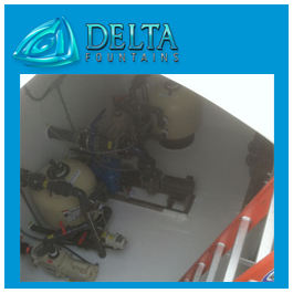 Inside a Subterrarean Equipment Vault