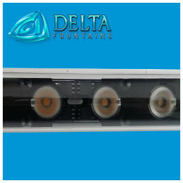 Linear White LED Light | Delta Fountains
