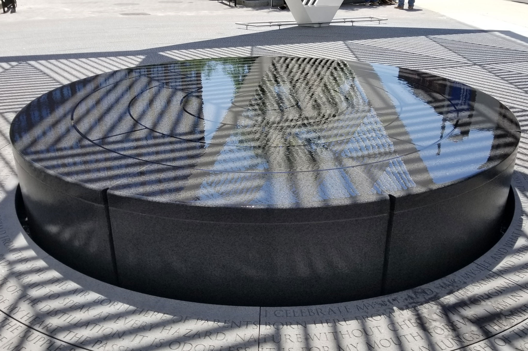 Memorial Fountain | Delta Fountains
