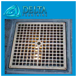 Metal Light Grate