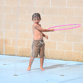 Mia's Place Playground Splash Pad