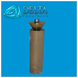 Mushroom Jet Nozzle Delta Fountains