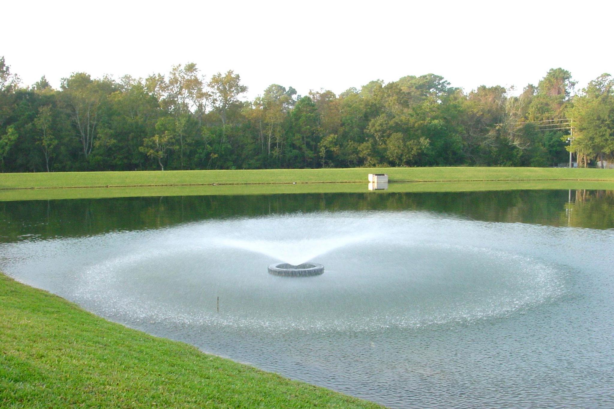 Mushroom Vari-Jet Fountains