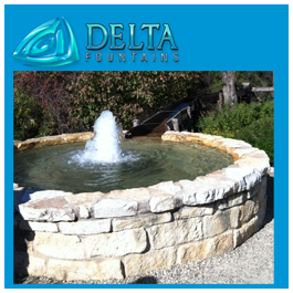 Outdoor Fountain Design