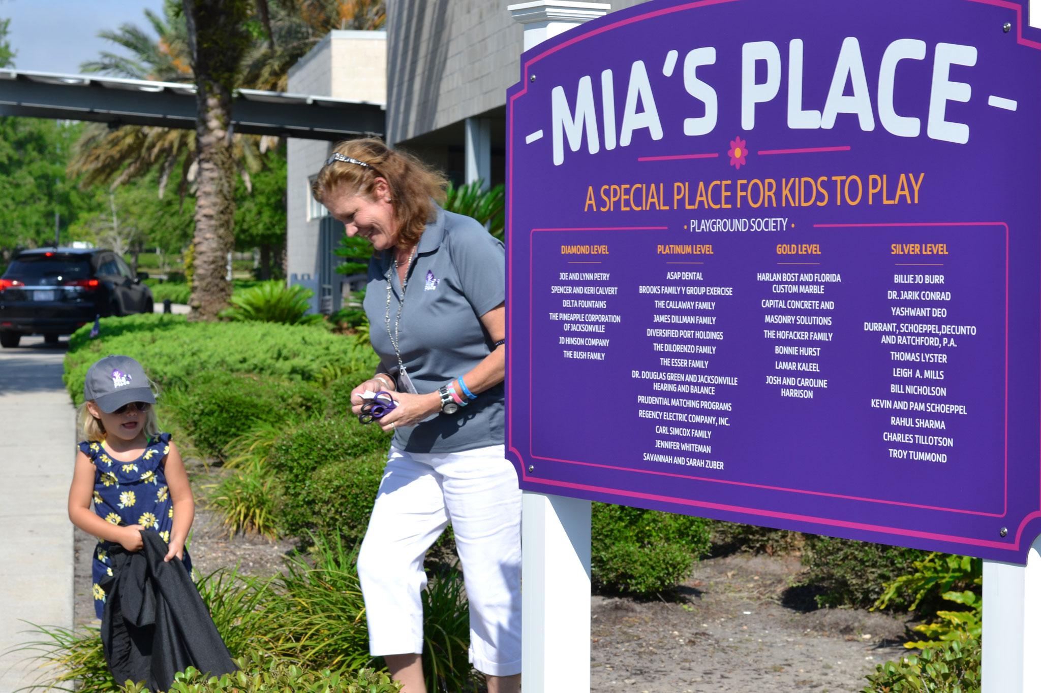 Playground and Splash Park Opening