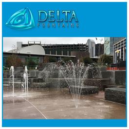 Public Splash Park Fountain Nozzles