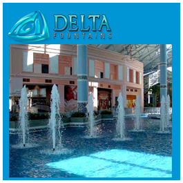 Retail Water Feature Nozzle Design