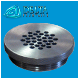 Shower Head Spray Nozzle | Delta Fountains