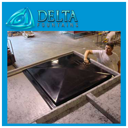 Sliding Vault Hatch and Fiberglass Vault