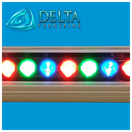 Color Changing RGB Lights | Delta Fountains
