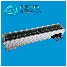 Small Profile Color Changing LED Light | Delta Fountains