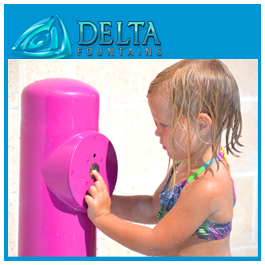 Splash Pad Activation Button