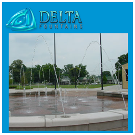 Splash Pad Laminar Jet Assembly