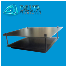 Stainless Steel Anti-Vortex Plate