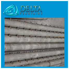 Stainless Steel Spray Bars