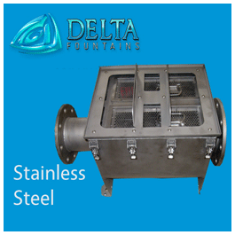 Basket Strainer Delta Fountains