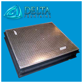 Diamond Plate Hatch
