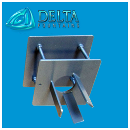 Stainless Steel Drain Fitting | Delta Fountains