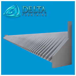 Stainless Steel Weir