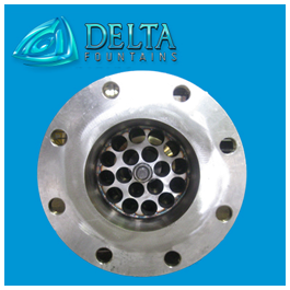 Stainless Steel Nozzle Flanged