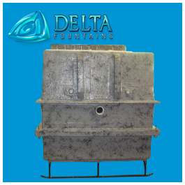 Dechlorination Tank
