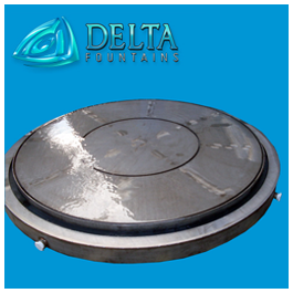 Table Top Water Feature | Delta Fountains