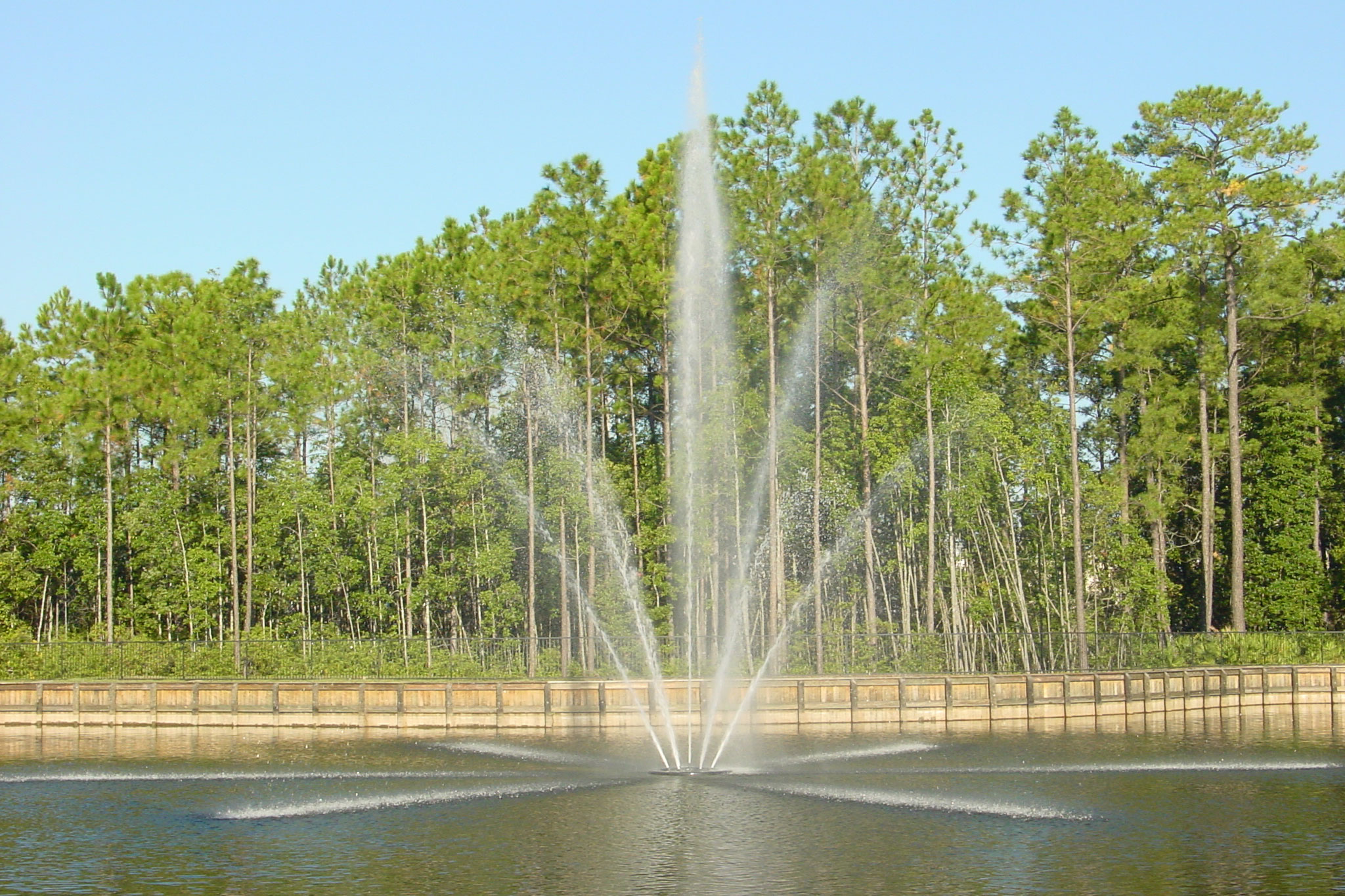 Two Tier Multi Jet Fountain