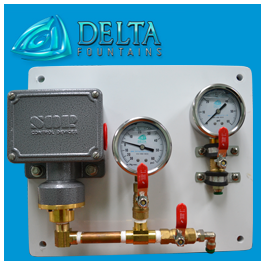 Vacuum Switch Gauge Panel