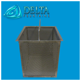 Filtration: Debris Basket
