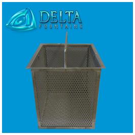 Filtration: Debris Basket