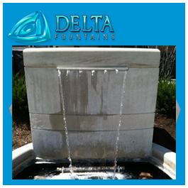 Waterfall Fountain Effect