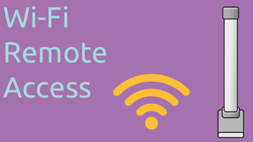 Wifi Remote Access To Fountain System Controls
