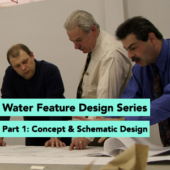Water Feature Concept & Schematic Design