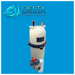 Delta Fountains Cartridge Filters