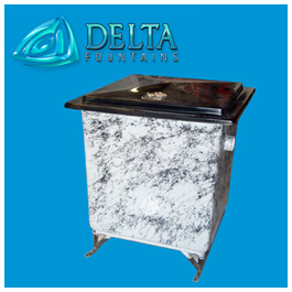 Delta Fountains Chemical Tank