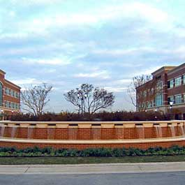 Corporate Place Fountain