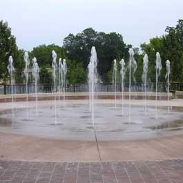 Bicentennial Park's Jane K. Lowe Children's Fountain
