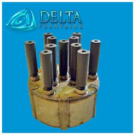 Pod Jet Nozzle Assembly