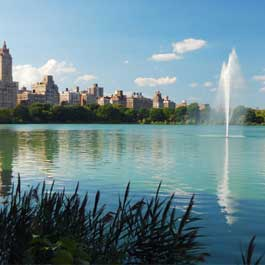 Jacqueline Kennedy Onassis Reservoir Fountain