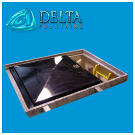 Delta Fountains Sliding Vault Hatch