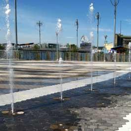 Steeplechase Plaza at Coney Island