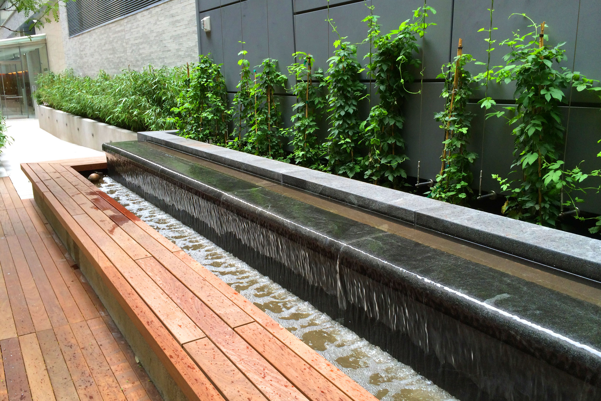 Delta Fountains Water Feature