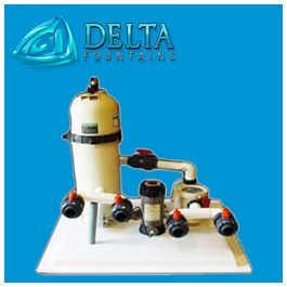 Delta Fountains Water Filter Pump