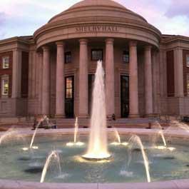 University of Alabama Shelby Hall