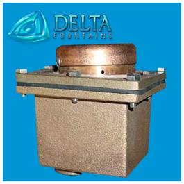 Dual Probe Water Level Sensor Delta Fountains