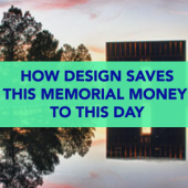 How Our Design Saves The OKC Memorial Money To This Day