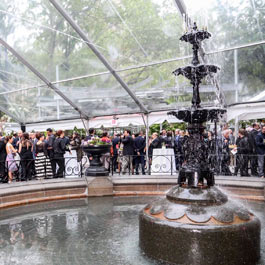 Madison Square Park Fountain Restoration