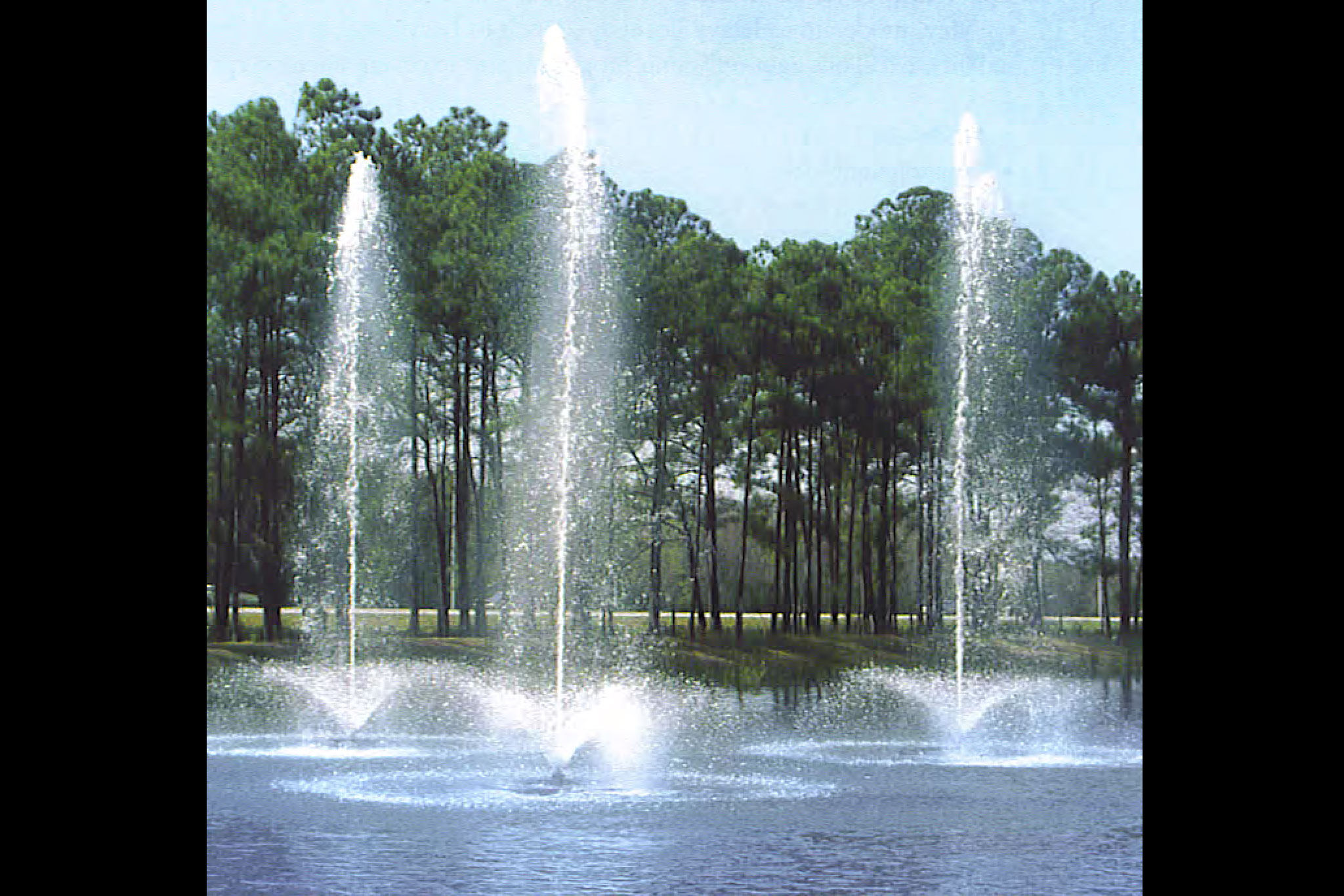 Trumpet Vari-Jet Fountains